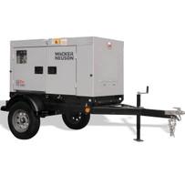 Wacker Neuson G 14 Mobile Generator