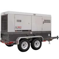 Wacker Neuson G 180 Mobile Generator