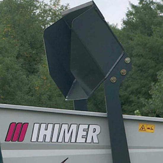 Imer Loading Shovel on 107TT Track Buggy