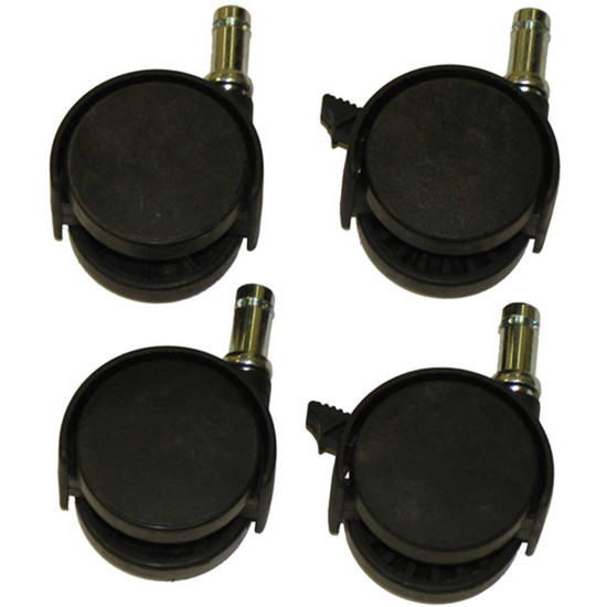 Set of 4 Casters for Grout System