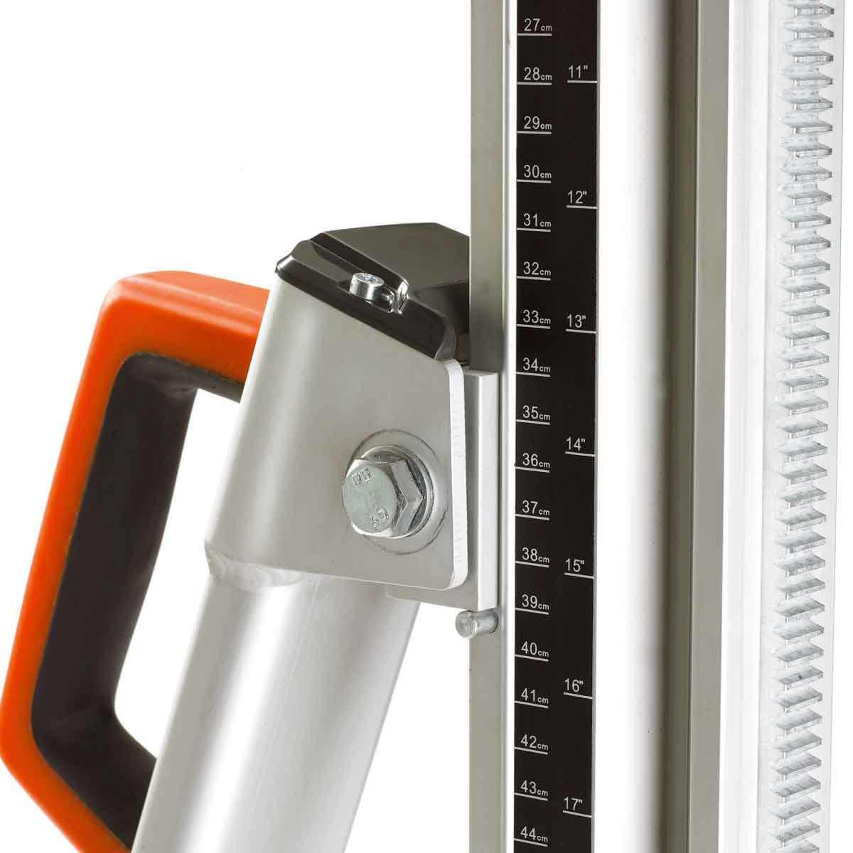 Husqvarna DS250 stand handle