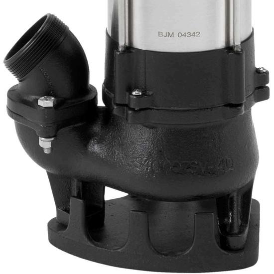 BJM SV400-115 Pump Discharge Port