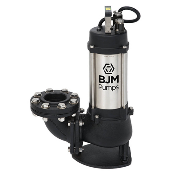 BJM Electric Trash Pump