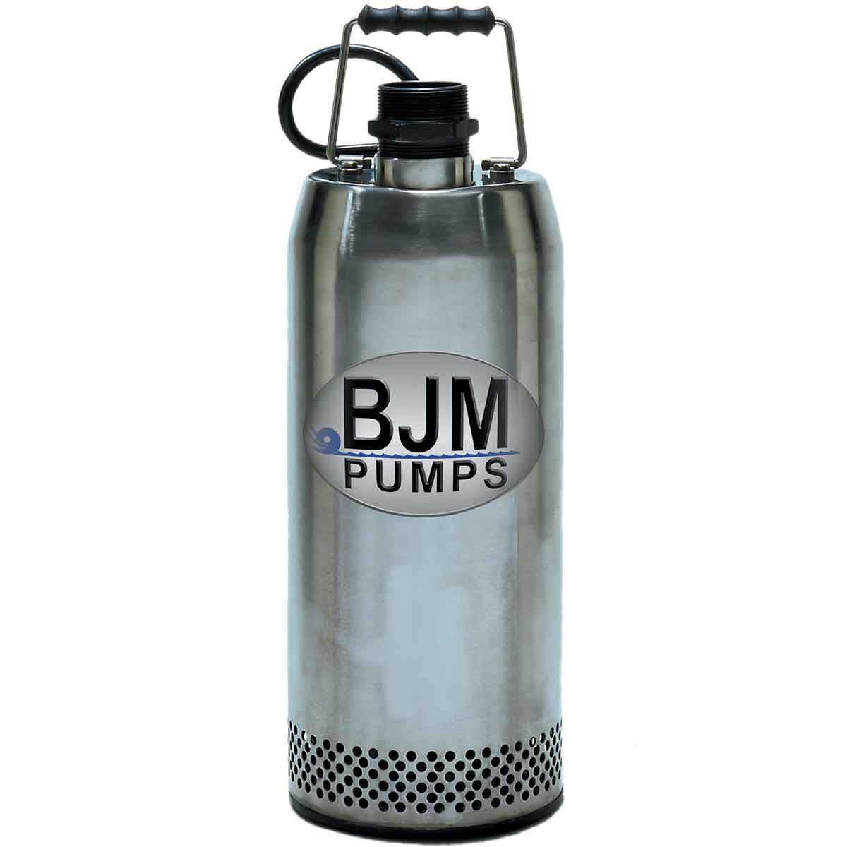 3 inch Submersible Pump 230V BJM R1520-230