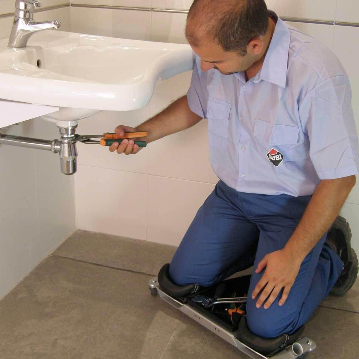 Rubi SR1 Ergonomic Knee Pad sink