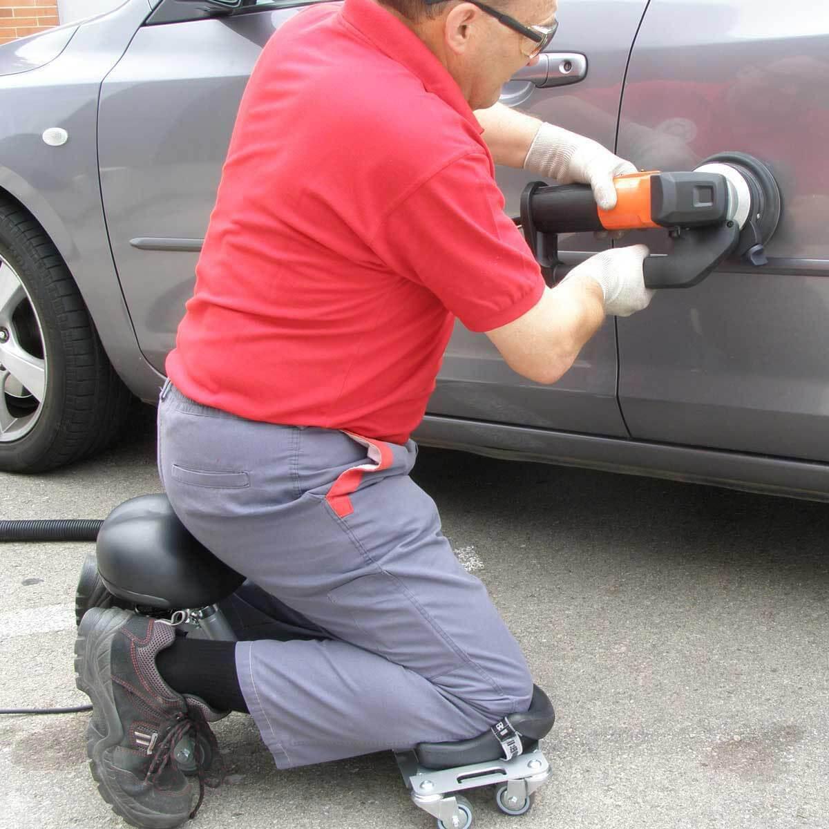Rubi SR1 Ergonomic Knee Pad polish