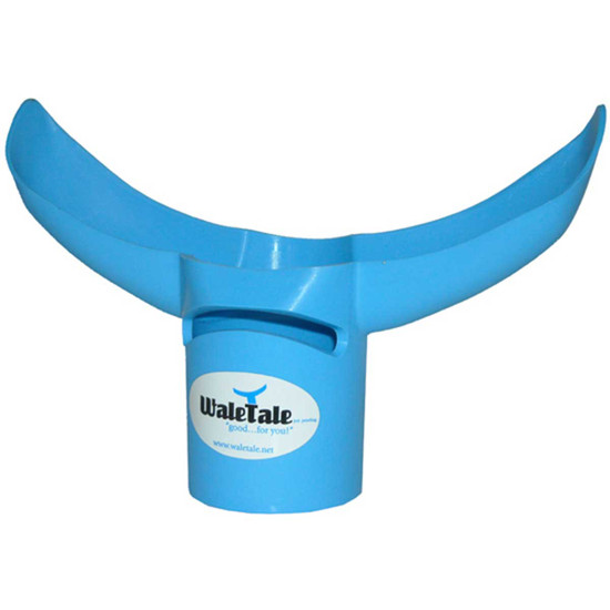 whale tale Eliminate dust from mixing mortar and grout in buckets