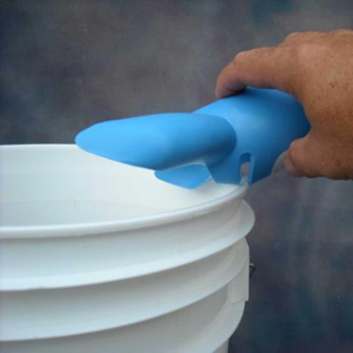 WaleTale Dust Control Bucket Attachment