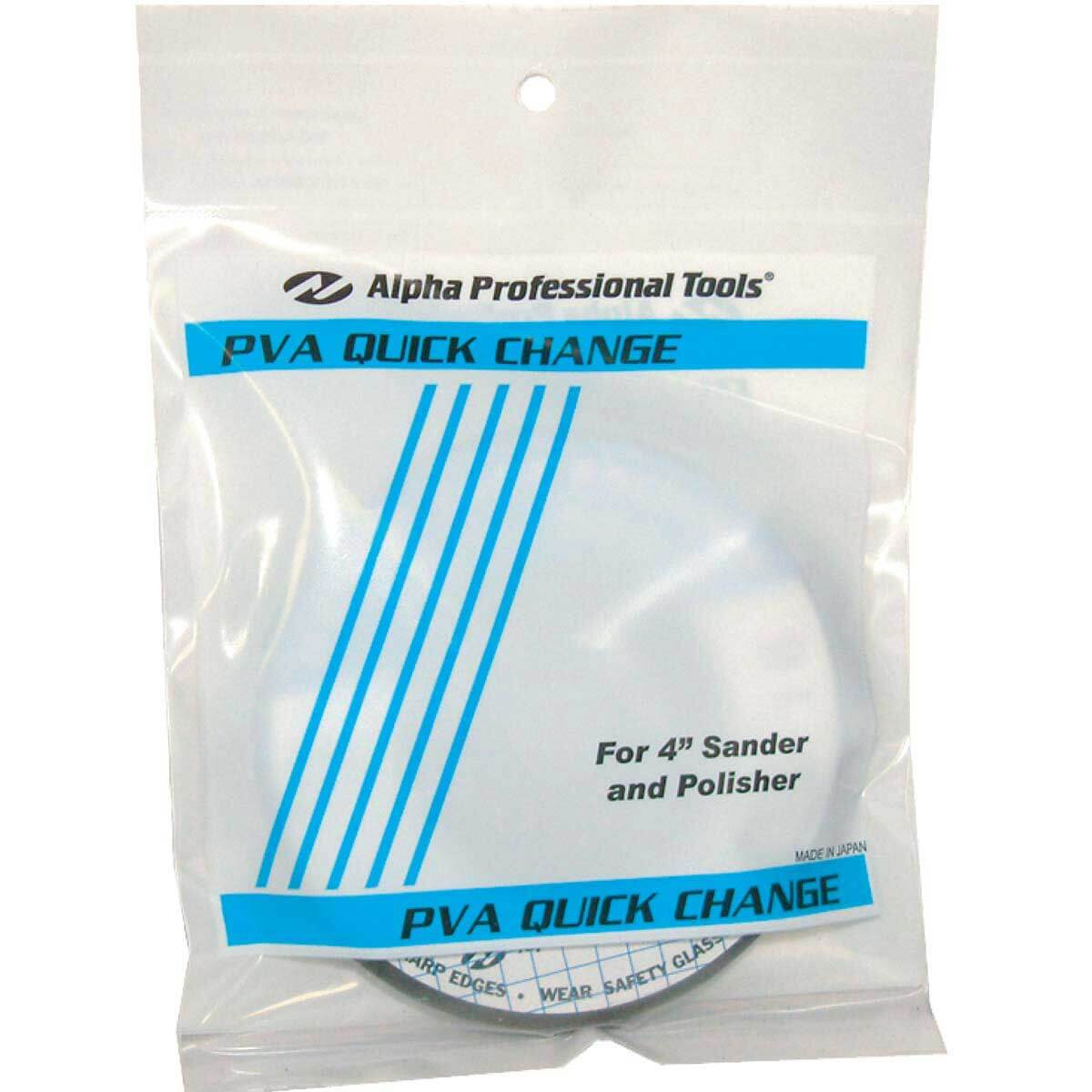 Alpha PVA Quick Change Polishing Pads Single Pack
