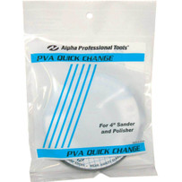 Alpha PVA Quick Change Polishing Pad