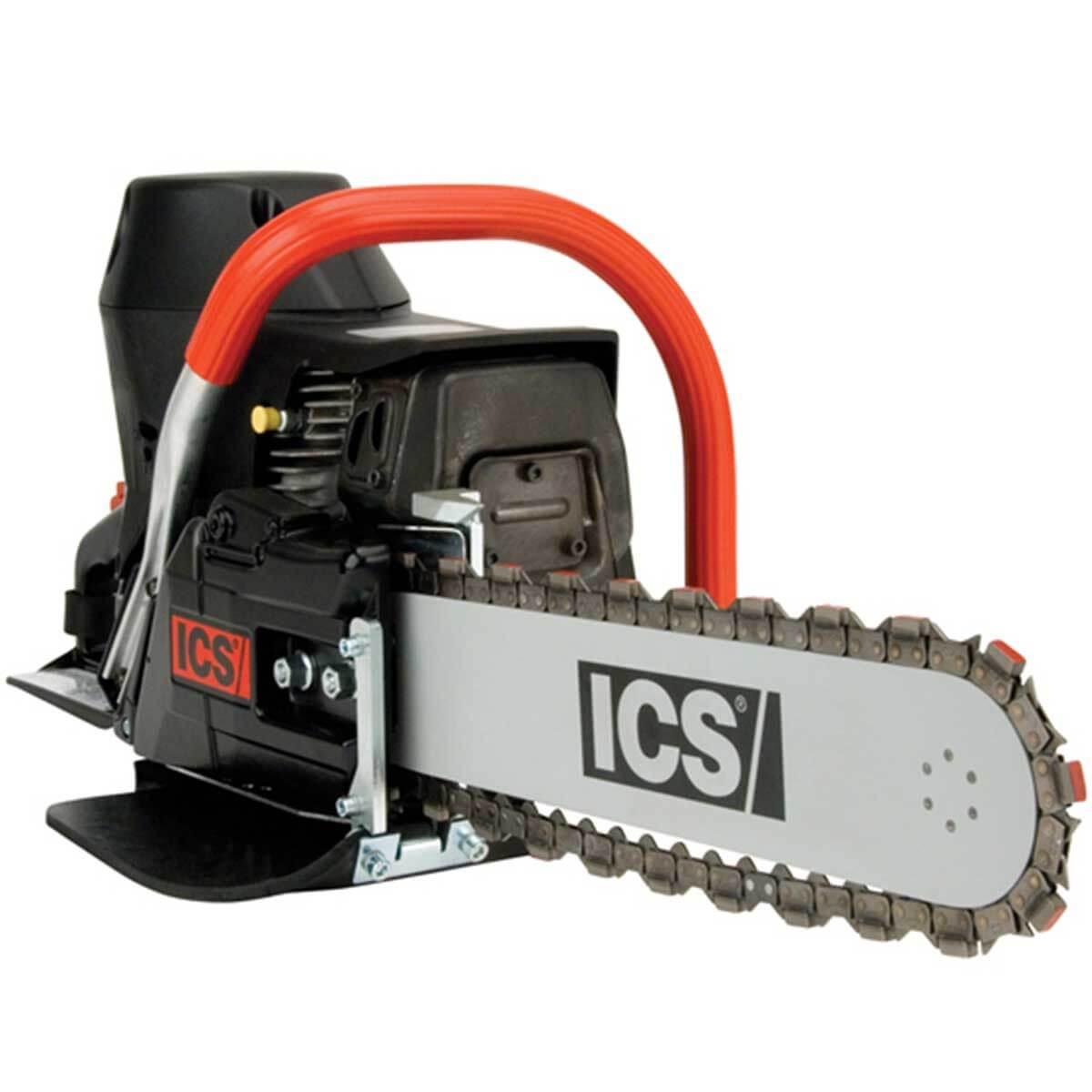 Concrete Cutting Saws : Ics es gc concrete diamond chain saw contractors direct
