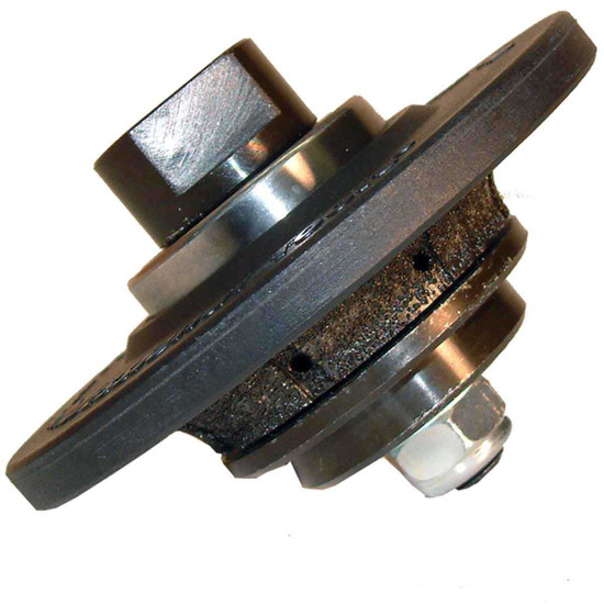 Alpha Tools PFB101 1/2 inch Half Round Profiler