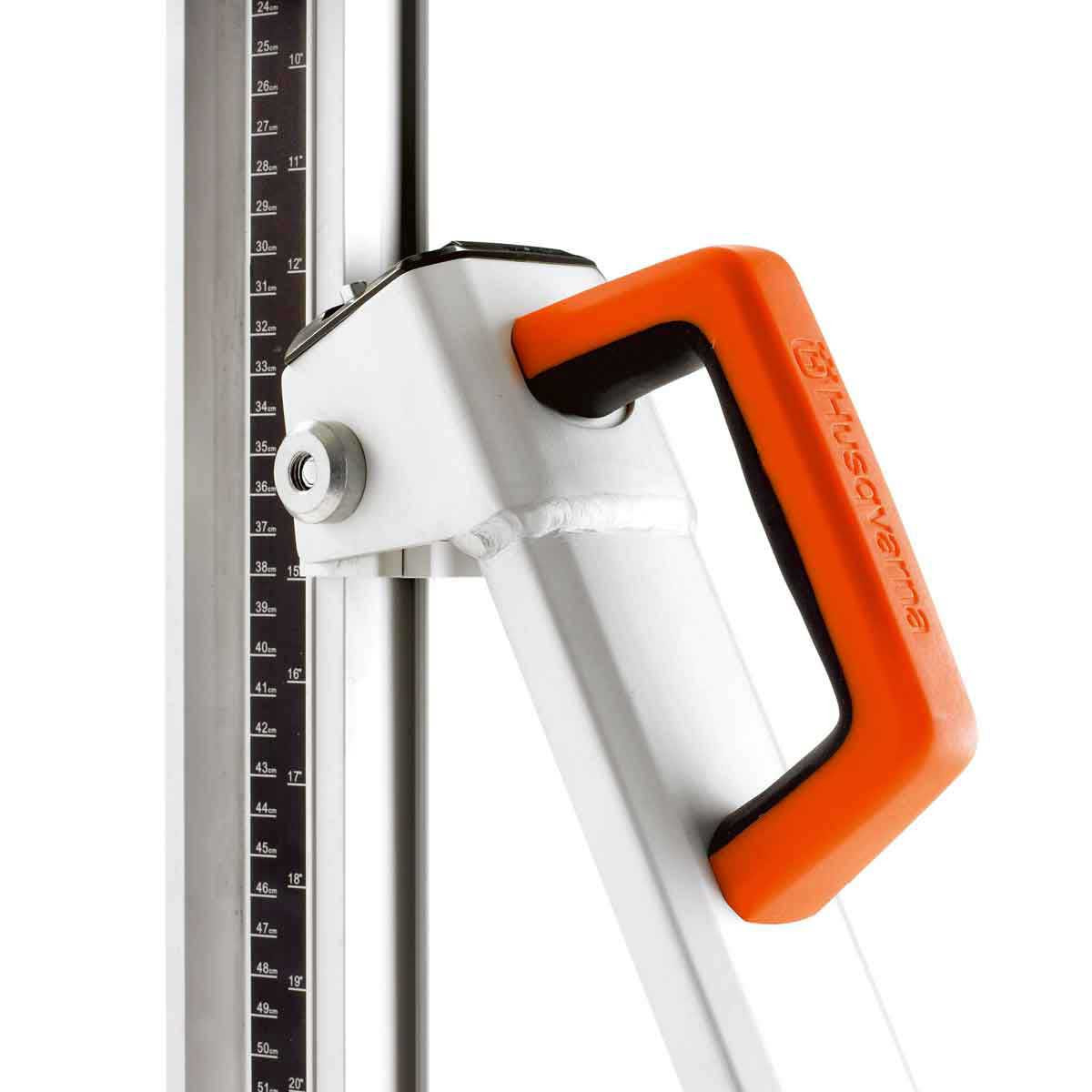 Husqvarna DMS 180 stand handle