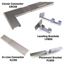 Leveling Bracket Long Quick Drain Proline Accessories
