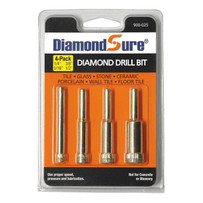 Diamond Sure Porcelain Drill Bits