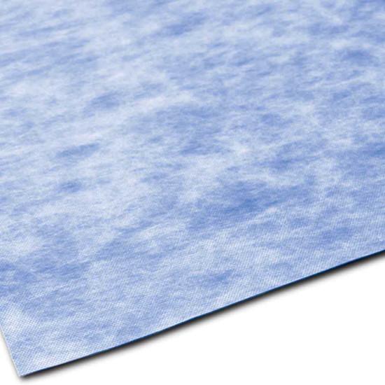 Thin-set waterproofing membrane