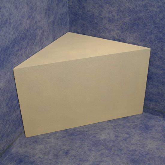 Waterproof Tiled Shower corner