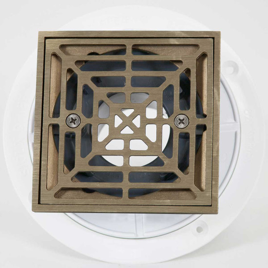 Noble Square Shower Drain