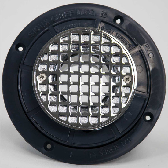 Noble Round ABS Shower Drain