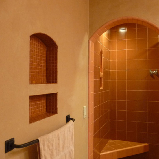 bathroom tiling pictures noble preformed shower niches contractors direct 11861