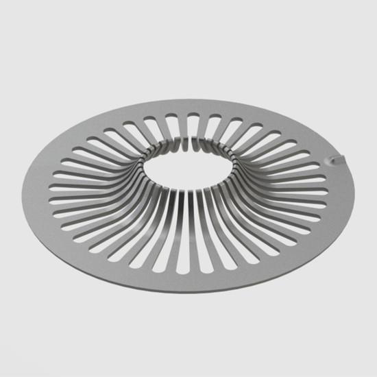 ebbe Flexible hair trap for drain