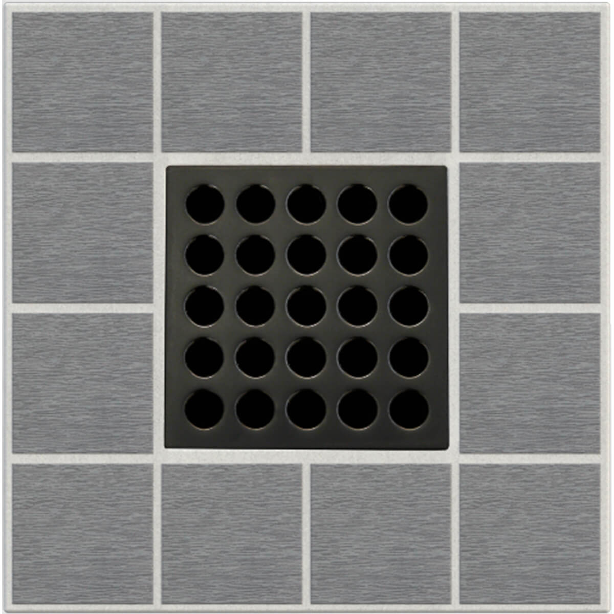 Oil Rubbed Bronze Ebbe Grates For Shower Drains E4407