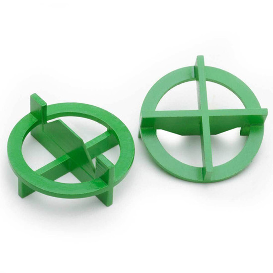 Tavy Tile Spacers 1/16th inch Green