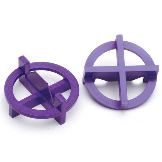Tavy Tile Spacers 3/32nd Inch Purple