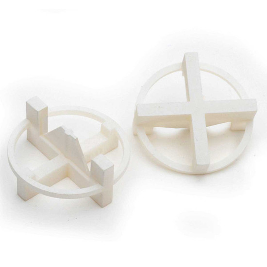 Tavy Tile Spacers 1/8th inch White