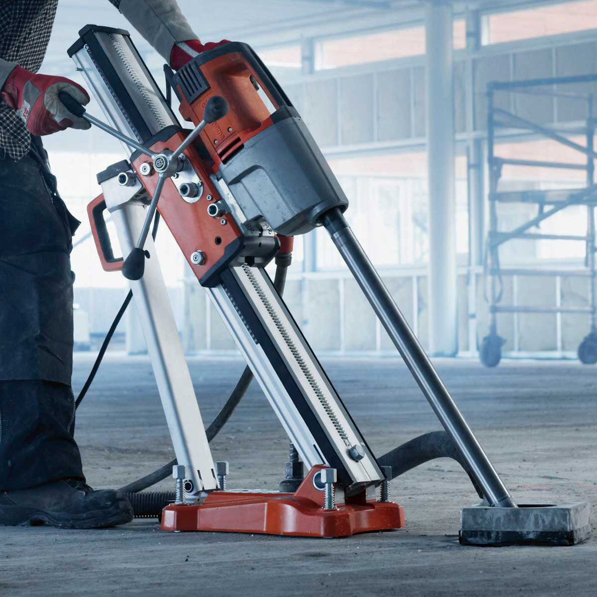Husqvarna DMS 280 concrete drill