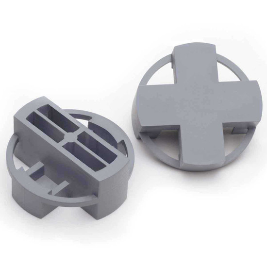 Tavy 3/8 inch 4-Corner View Tile Spacers