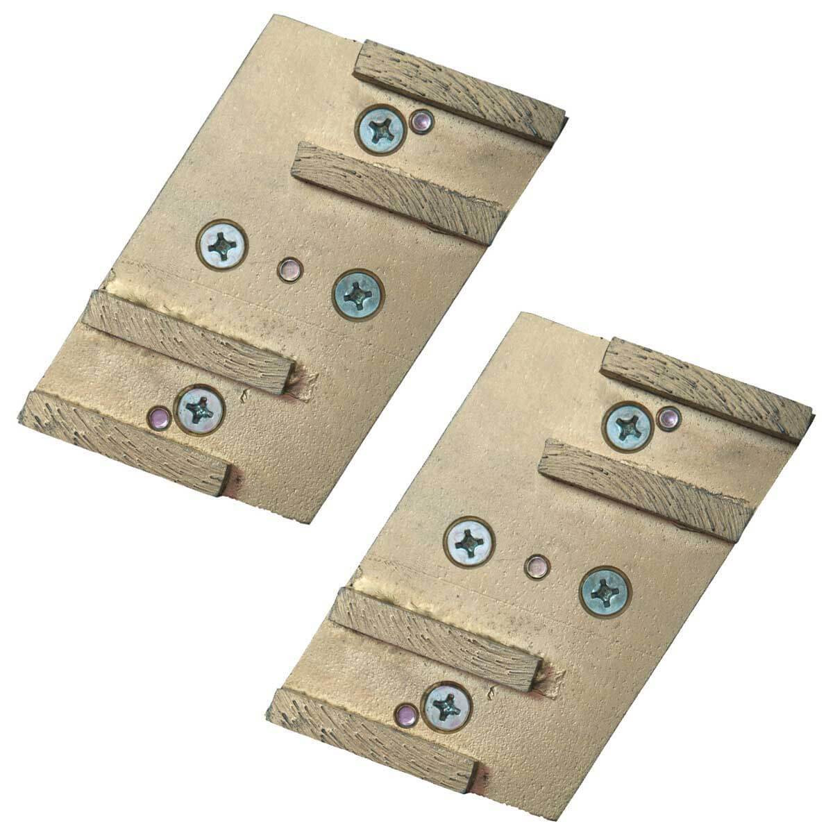 Pearl Hexplate diamond pads