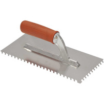 Raimondi Slanted Notched Trowel
