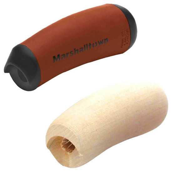 Marshalltown DuraSoft & Wood handle