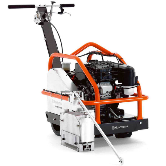 Husqvarna Soff-Cut 2000 Green Concrete Saw