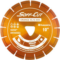 Husqvarna Soff-Cut Excel 4000 Orange Ultra Early Saw Blade