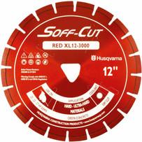 Husqvarna Soff-Cut Excel 3000 Red Ultra Early Saw Blade