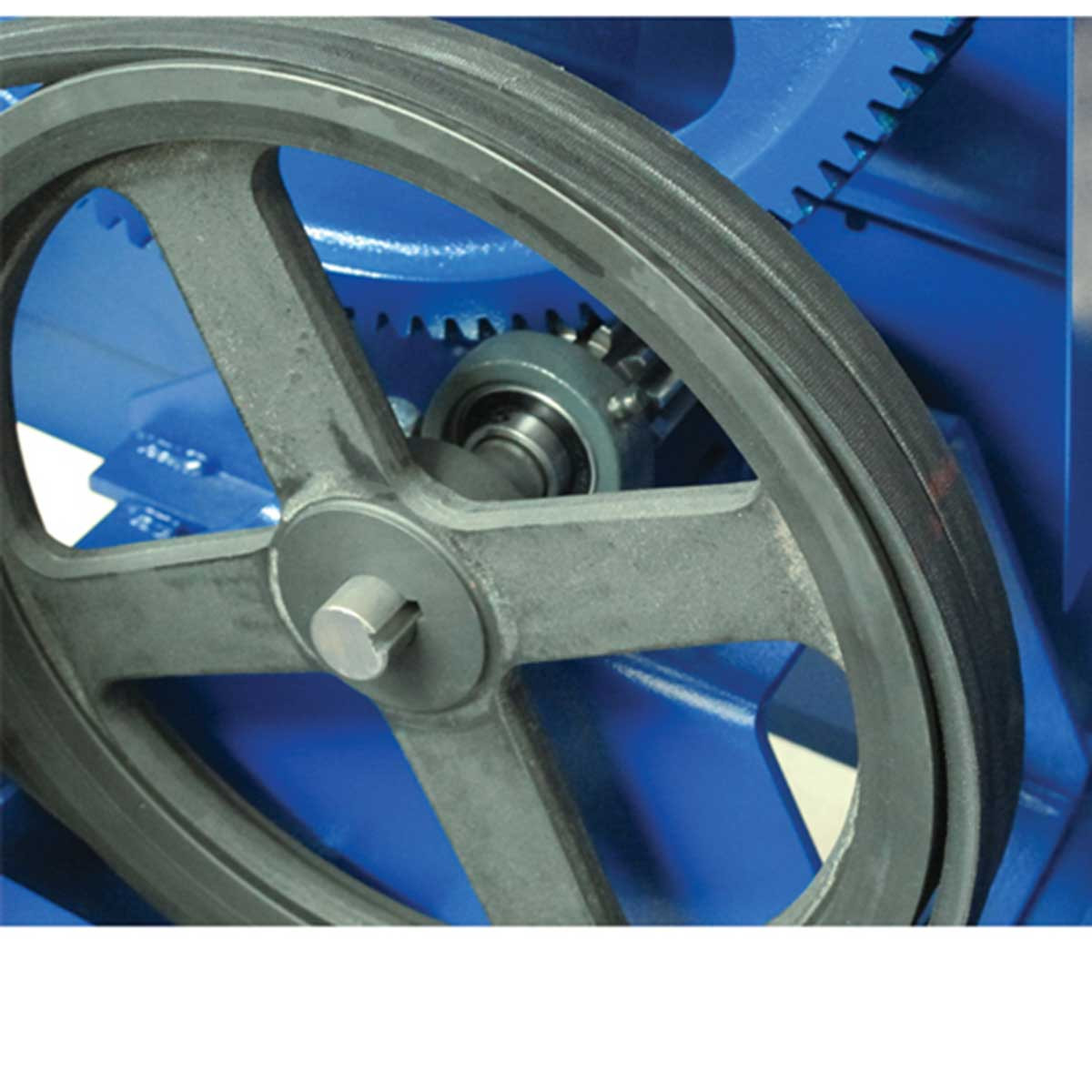 Cleform Gilson mixer belt drive