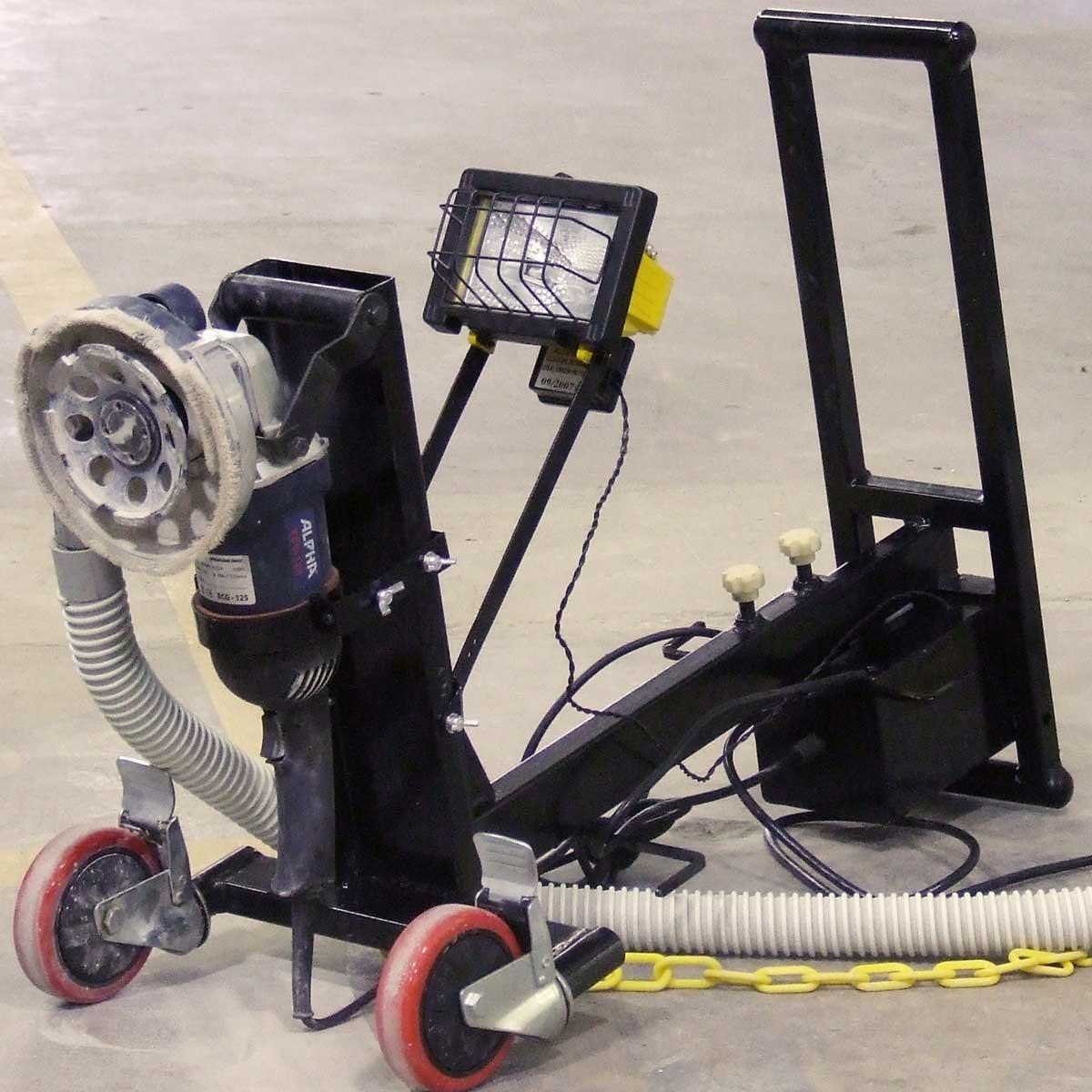 Alpha Ecogrinder Caddy Kit