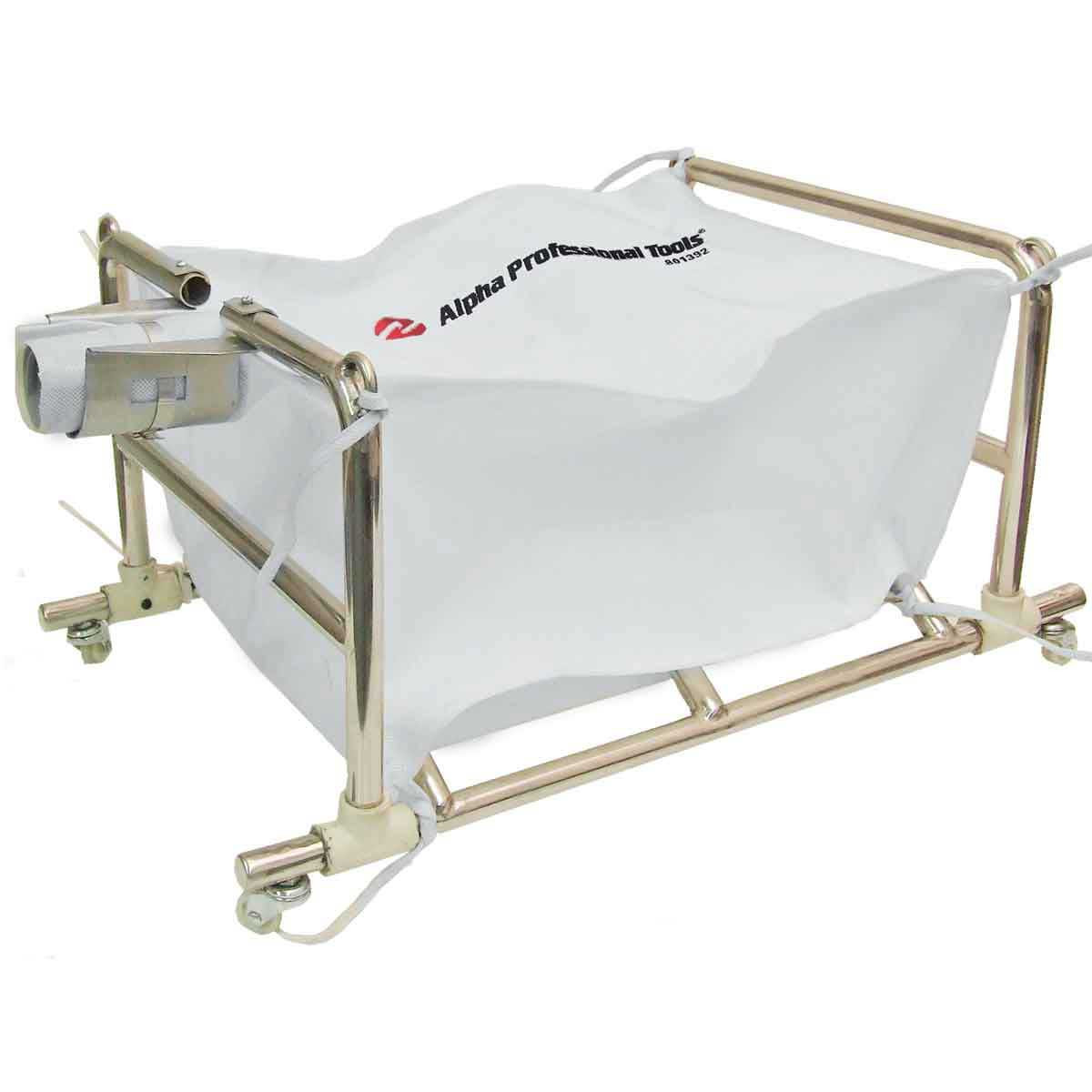 Alpha Ecogrinder Caddy dust bag