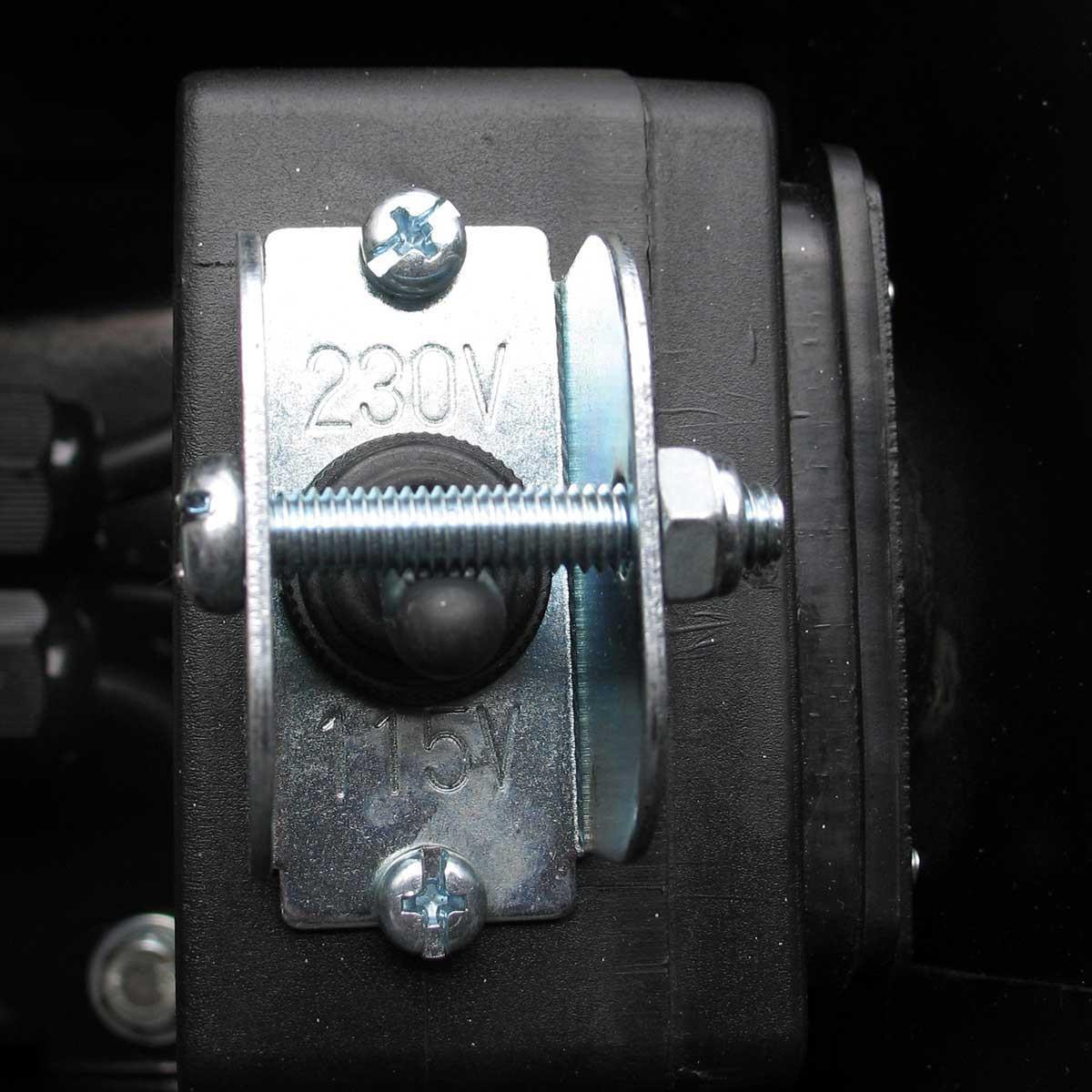 pearl dual voltage masonry saw