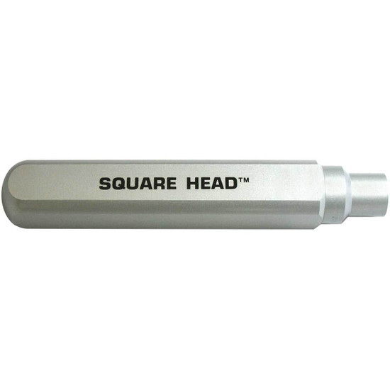 Wyco concrete vibrator 2in square head