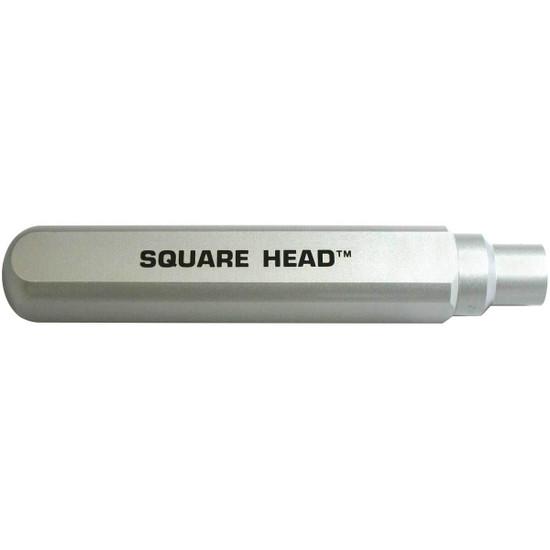 Wyco concrete vibrator 2in square head