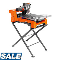 Husqvarna TS60 Wet Tile Saw On Sale