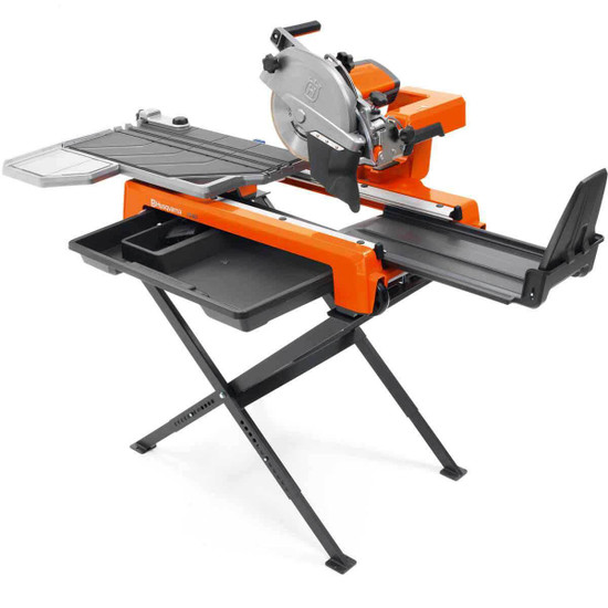 Husqvarna TS60 Wet Tile Saw Rear