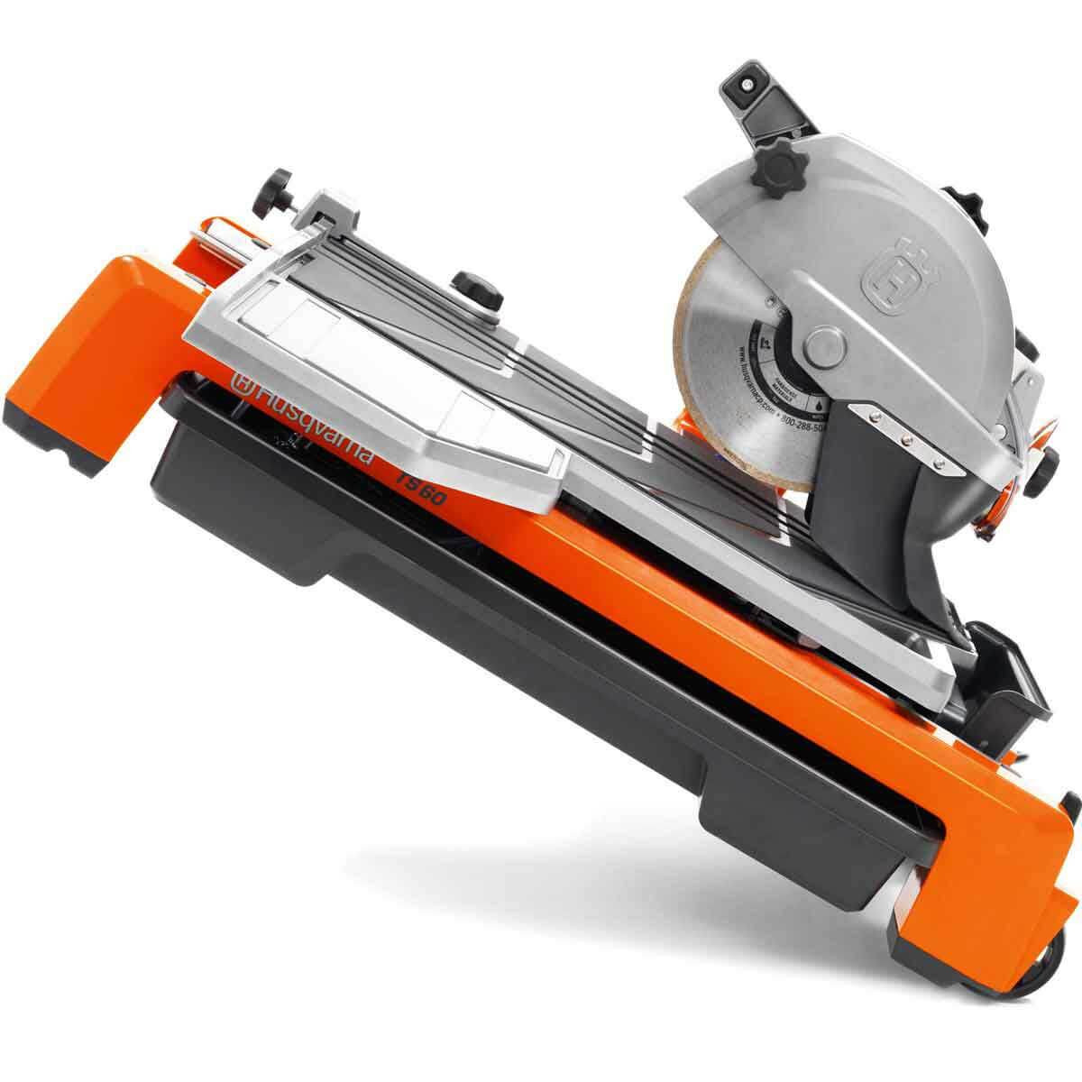 Husqvarna TS60 lightweight tile saw