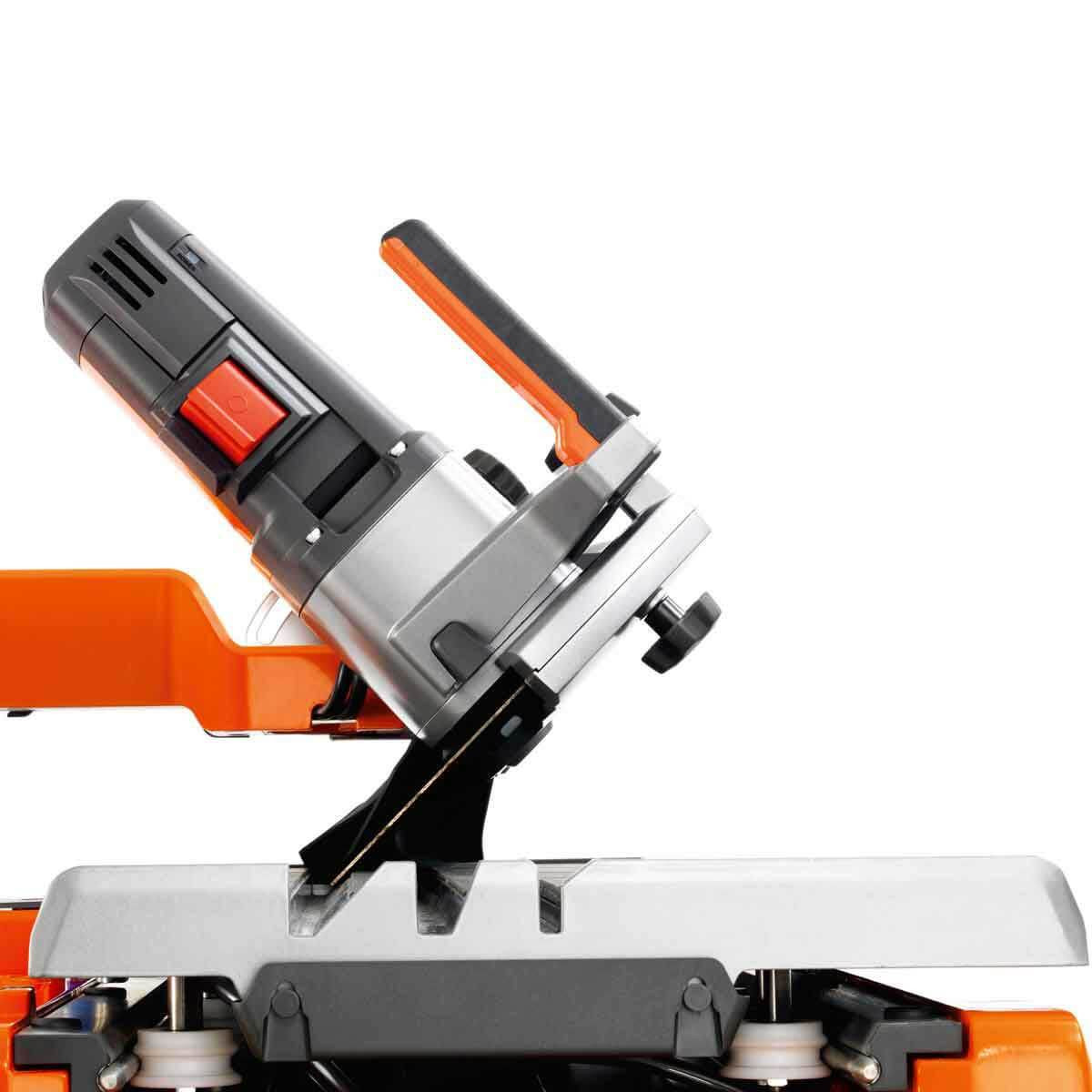 Husqvarna TS60 45 degree cutting capability