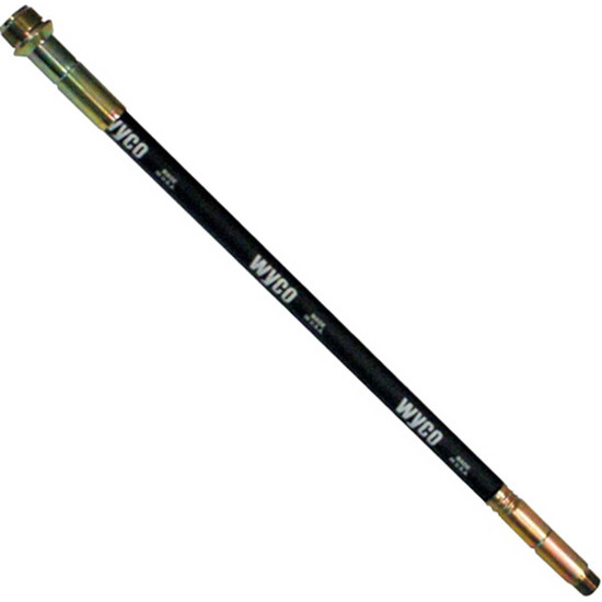 Wyco Concrete Vibrator Pencil Shafts