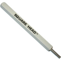 Wyco Concrete Vibrator Pencil Square Heads