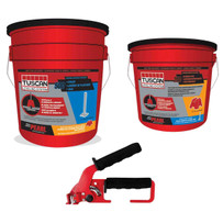 Tuscan Leveling System Kit by Pearl Abrasive